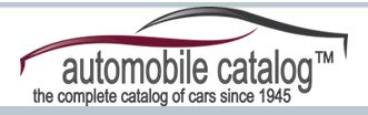 automobile catalog.com